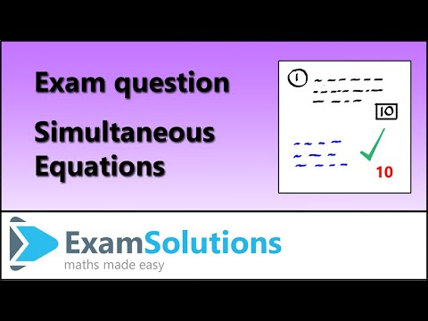 Exam Questions - Quadratic inequalities | ExamSolutions