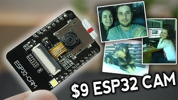 ESP32-CAM Take Photo and Save to MicroSD Card