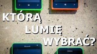 Lumia 535 najlepsza, jak dają radę inne? [SMARTFONY DO 500 ZŁ]