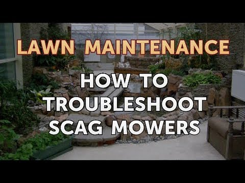 How To Troubleshoot Scag Mowers