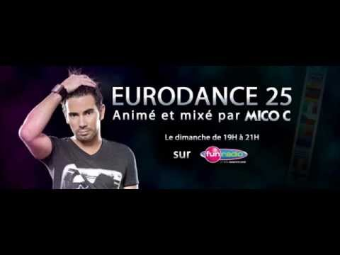 OK dans l'Eurodance 25 sur FunRadio by Mico