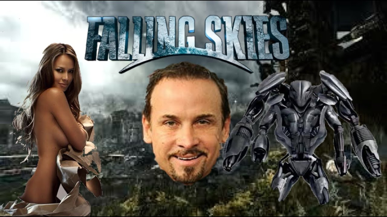 Falling skies interview with colin cunningham season 5 coming this falling skies interview with colin cunningham season 5 coming this summer youtube voltagebd Images