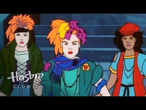 Jem And The Holograms - Meet The Misfit Girls
