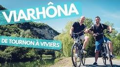 VIARHÔNA VLOG : Itinérance à vélo de Tournon à Viviers