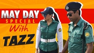 Tazz Swapped her Job With Traffic Police | May Day | Spice FM | Rj Tazz