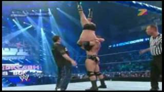 Judgment Day 2009 Simulation - Batista vs Randy Orton for the WWE Championship (1/2)