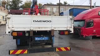 Самогруз Daewoo Novus 2013 г.в.