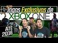 🌎 Melhores Jogos Exclusivos de XBOX ONE