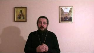 Как жить если одолевает  депрессия. Священник Игорь Сильченков