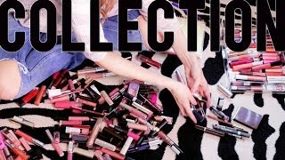 LIP COLLECTION | Makeup Graveyard