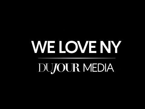 "Stars Align With Message Of Hope And Unity In ""We Love New York"" Tribute To Uplift During COVID-19 Pandemic Presented By DuJour Media"