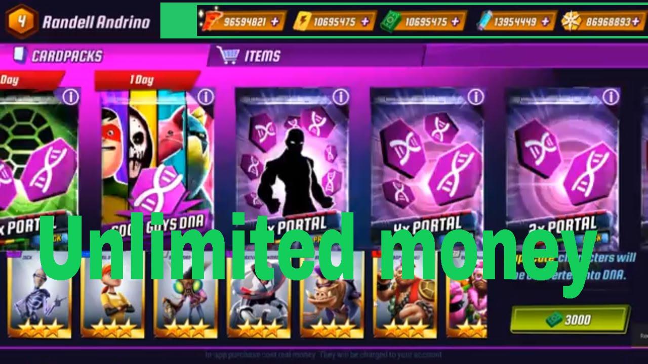 Ninja Turtles: Legends (MOD, unlimited money)DOWNLOAD LINK IN THE  DESCRIPTION