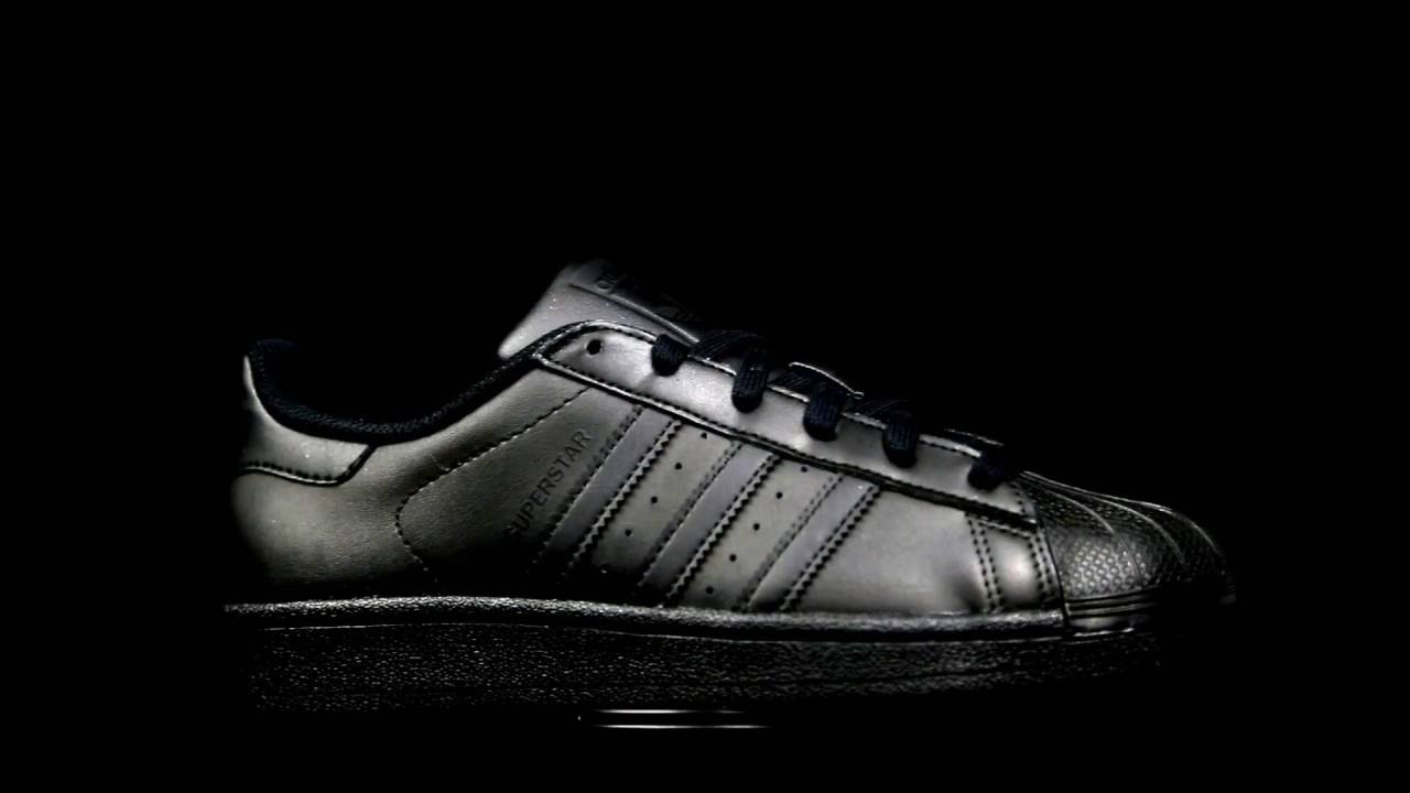 Adidas Originals Superstar negro