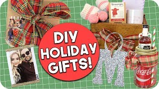 Last Minute DIY Gifts for Everyone!