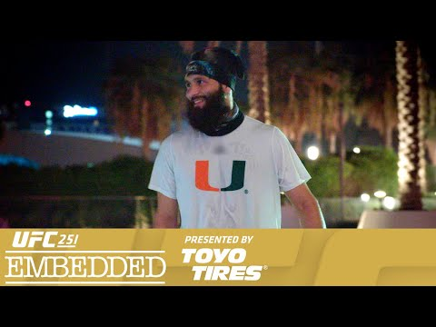 UFC 251 Embedded - Ep. 5