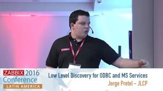Low Level Discovery for ODBC and Microsoft Windows Services