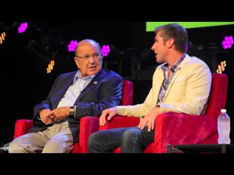 D23 Expo 2013 | Imagineers Marty Sklar and Bruce Vaughn discuss ...