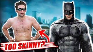 "Robert Pattinson ""REFUSES TO BULK"" For BATMAN! (FIND SOMEONE ELSE?)"