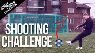 SHOOTING Accuracy Challenge ft Andrew Henderson