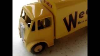 DINKY TOYS AND MORE......PART ONE,  MID SIZE AND LARGE SIZE TRUCKS