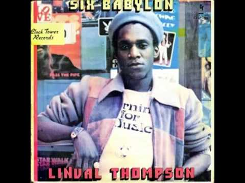 Linval Thompson - Jah Thomas and The Raddicks I Would Love You-School In Session