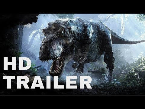 JURASSIC WORLD: FALLEN KINGDOM OFFICIAL HD TRAILER(this is clickbait)