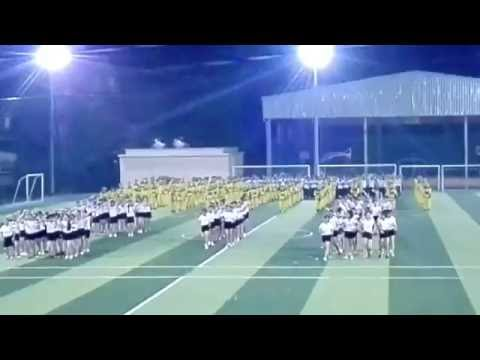 Khai mạc hội khoẻ Trường Đại học Sư phạm Hà Nội 2 Ngày 12/09/2016 ( part 1)