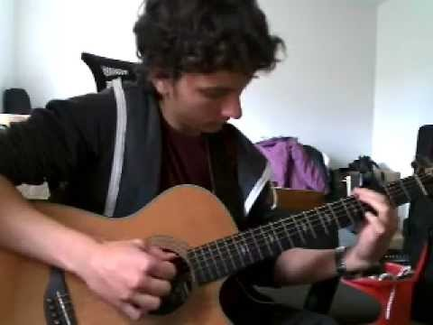 [Cover] She - Andy Mckee