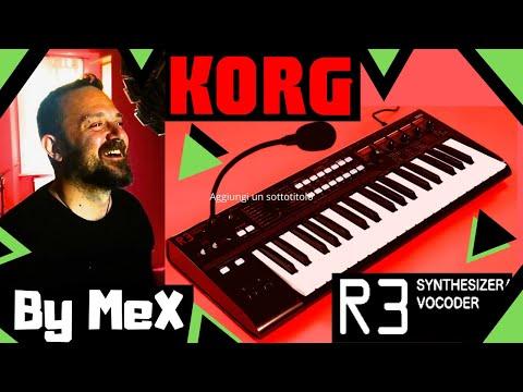 Korg R3 by MeX (Subtitles)