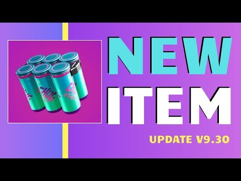 *NEW* Fortnite Update *RIGHT NOW* | FREE REWARDS, CHUG SPLASH OUT NOW (Patch Notes v9.30)