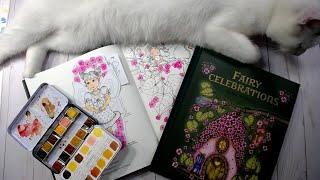 New Alice in Wonderland Color Book