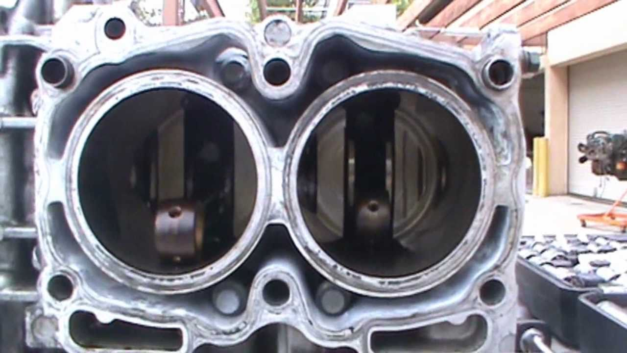 Subaru Wrx Ej205 Engine Rebuild Part 4 Youtube