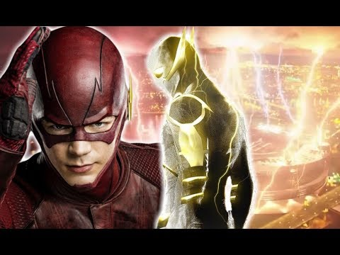 The Flash Season 3 Finale Speedforce Storms Godspeed And Speedster STAR Labs Training Explained