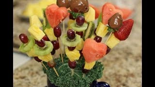 How To Make Fruit Arrangements For Special Occasions And Gifts by Rockin Robin(, 2014-05-06T16:00:09.000Z)