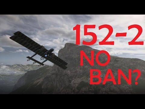 152-2 How did I NOT get banned? + Extreme Salt | BF1 Bomber Gunner