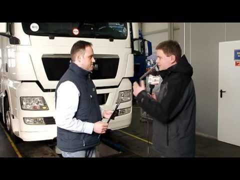 KM IMPORT - Przegląd Ciągników Siodłowych