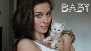 BABY KATZE GEFUNDEN!! 😱 SÜßESTES zugelaufenes KATZENBABY! | KÄTZCHEN / KITTEN VLOG !