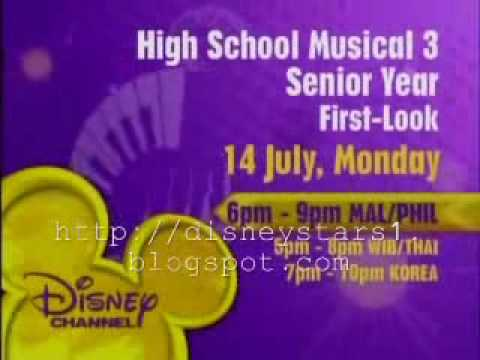 High School Musical 3:Senior Year First Look In 14 July DOWN