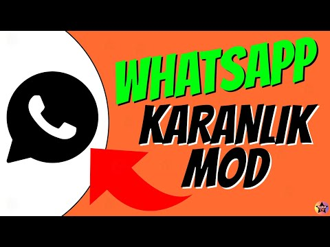 WhatsApp Karanlık Mod Aktif Etme, WhatsApp Da Karanlık Mod Nasıl Aktif Edilir?