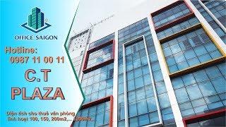 Cao ốc văn phòng C.T Plaza đáng thuê nhất đối diện Sân bay Tân Sân Nhất Quận Tân Bình