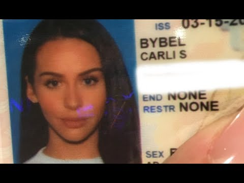 Drivers License Photo DRUGSTORE Makeup Tutorial +Vlog