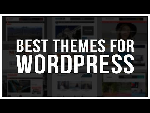 10 Beautiful Free Wordpress Themes for Blog/News/Magazine Site (2017)