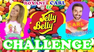 ♡• [PART 1] CHALLENGE JELLY BELLY FRANÇAIS - ROXANE & CARL •♡