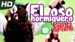 Musicreando Presenta Canticuentos - El Oso Hormiguero (Capitulo 11)