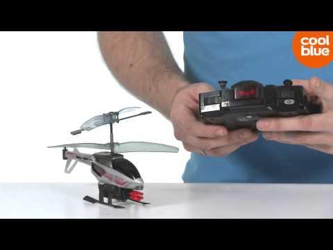 Ongebruikt Silverlit Heli Sniper RC speelgoed productvideo (NL/BE) - YouTube JV-46