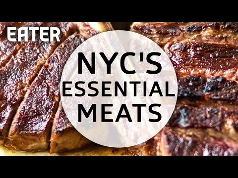 The 11 Meat Dishes Worth Flying To New York For