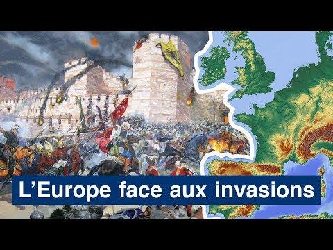 L'Europe face aux invasions - La Mémoire assiégée