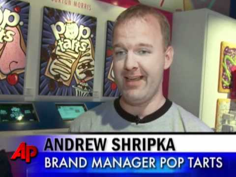 Pop-Tarts Store Pops Up in Times Square