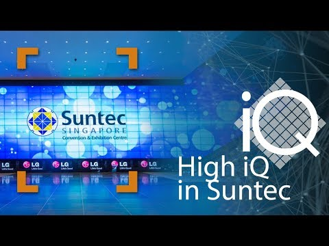Suntec Singapore implements iOmniscient's video analytics for better security and service