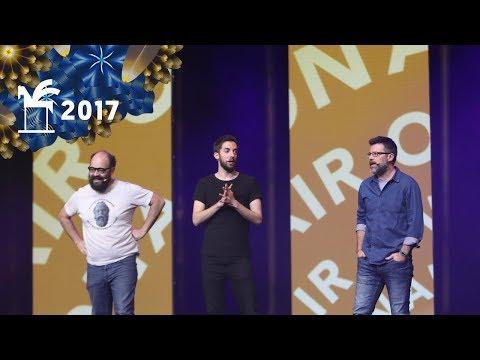 La Vida Moderna en los Ondas | Parte I | Premios Ondas 2017